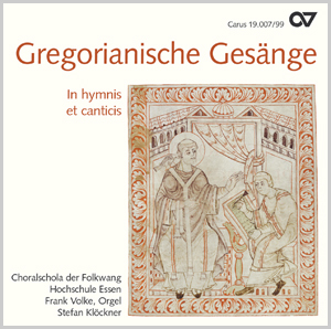 Gregorianische Gesänge