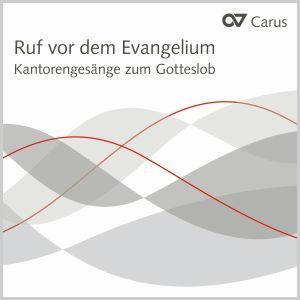 Freiburger Kantorenbuch zum Gotteslob, Bd. 2: Ruf vor dem Evangelium / CD