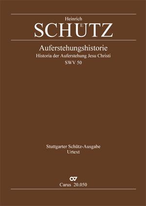 Heinrich Schütz: Account of the Resurrection of Jesus Christ