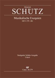 Schütz: Musikalische Exequien I-III