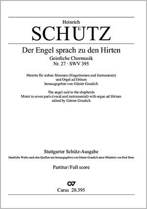 Heinrich Schütz: Der Engel sprach zu den Hirten