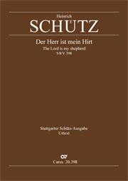 Heinrich Schütz: Der Herr ist mein Hirt