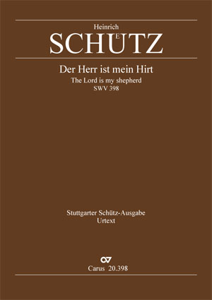 Heinrich Schütz: The Lord is my shepherd