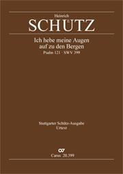 Heinrich Schütz: I lift up my eyes unto the hills