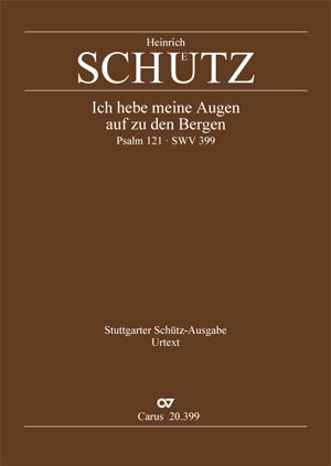 Heinrich Schütz: I lift up my eyes unto the hills