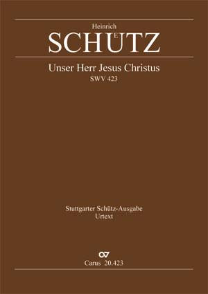 Heinrich Schütz: When our Lord was betrayed