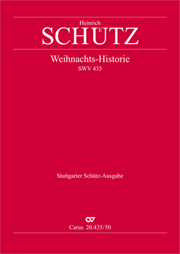 Schütz: Christmas History