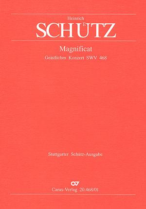 Heinrich Schütz: Uppsala-Magnificat