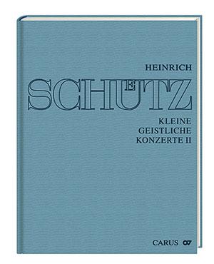 Stuttgarter Schütz-Ausgabe: Kleine geistliche Konzerte II 1639. 31 geistliche Konzerte für 1-5 Singstimmen und Bc (Gesamtausgabe, Bd. 10)