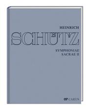 Schütz: Symphoniae sacrae II ( l'édition Schütz de Stuttgart, vol. 11 )