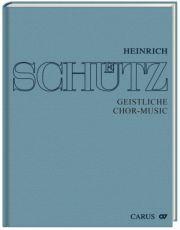 Stuttgarter Schütz-Ausgabe: Geistliche Chor-Music 1648 (Gesamtausgabe, Bd. 12)