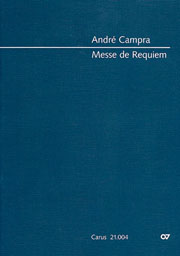 André Campra: Messe de Requiem