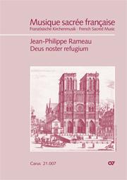 Jean-Philippe Rameau: Deus noster refugium