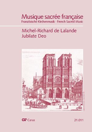 Michel-Richard de Lalande: Jubilate Deo