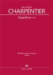Marc-Antoine Charpentier: Magnificat in G