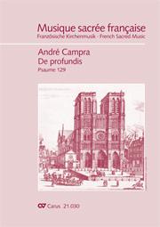 André Campra: De profundis