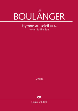 Lili Boulanger: Hymne to the Sun