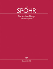Louis Spohr: The Last Judgment