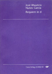 José Mauricio Nunes Garcia: Requiem