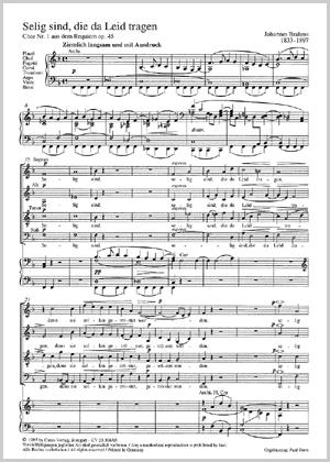 4a1650f2b0d Johannes Brahms  Selig sind