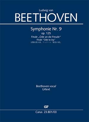 Ludwig van Beethoven: Symphonie Nr. 9. Finale