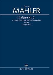Gustav Mahler: Sinfonie Nr. 2