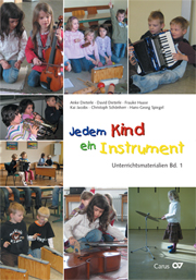 Jedem Kind ein Instrument (JEKI)