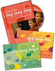 Friedhilde Trüün: Sing Sang Song - Komplettpaket Stimmbildung für Kinder