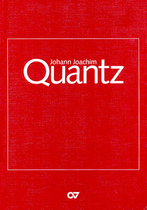 Horst Augsbach: Quantz-Werkeverzeichnis