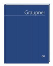 Christoph Graupner: Christoph Graupner. Thematic Catalog of Musical Works