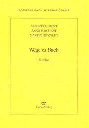 Wege zu Bach II