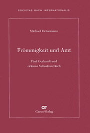 Michael Heinemann: Frömmigkeit und Amt