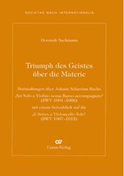 Dominik Sackmann: Triumph des Geistes über die Materie