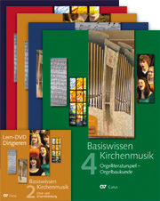 Basiswissen Kirchenmusik (Gesamtset)