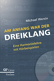 Michael Wersin: Am Anfang war der Dreiklang