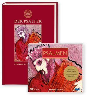 Der Psalter und Psalmen. Buch und CD