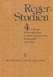 Reger-Studien 4