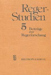 Reger-Studien 5