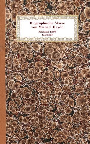 Biographische Skizze von Johann Michael Haydn