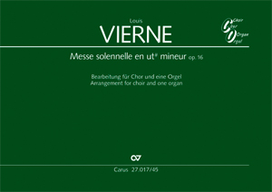 Louis Vierne: Messe solennelle