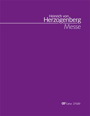 Heinrich von Herzogenberg: Messe in e
