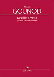 Charles Gounod: Messe brève no. 2 pour les sociétés chorales