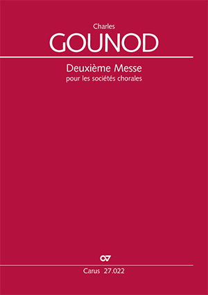 Charles Gounod: Deuxième Messe