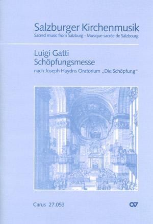 Luigi Gatti: Schöpfungsmesse in A nach Joseph Haydn
