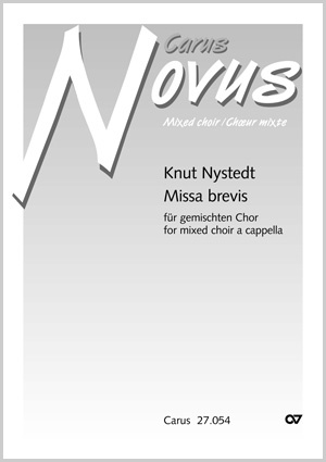 Knut Nystedt: Missa brevis