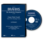 Brahms: Ein deutsches Requiem. Carus Choir Coach