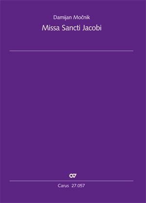 Damijan Mocnik: Missa Sancti Jacobi