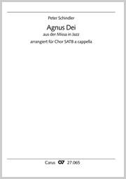 Peter Schindler: Agnus Dei