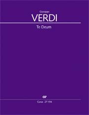 Giuseppe Verdi: Te Deum