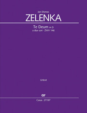 Jan Dismas Zelenka: Te Deum in D a due cori